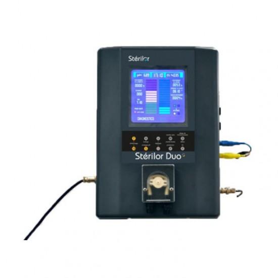 Electrolyseur EVO de sel - pH Stérilor DUO 40 - 2019 - Pour bassin de 25 à 40 m3
