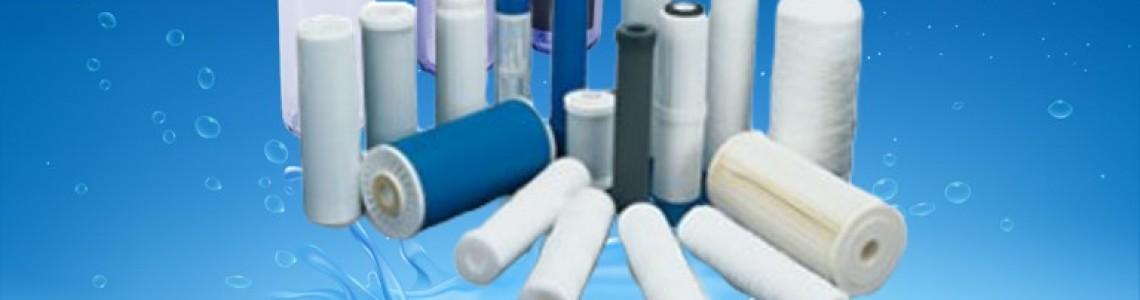 Les cartouches &  conteneurs de filtration de l'eau