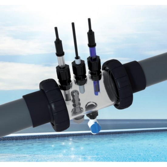 Electrolyseur de sel Stérilor EVO 100 - 2019 - Pour bassin de 80 à 100 m3