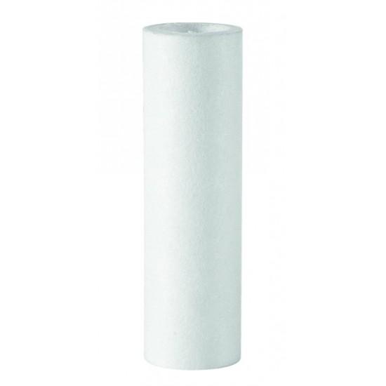 """Cartouche de filtration anti-boue jetable 9""""3/4 extrudée 5 µ"""