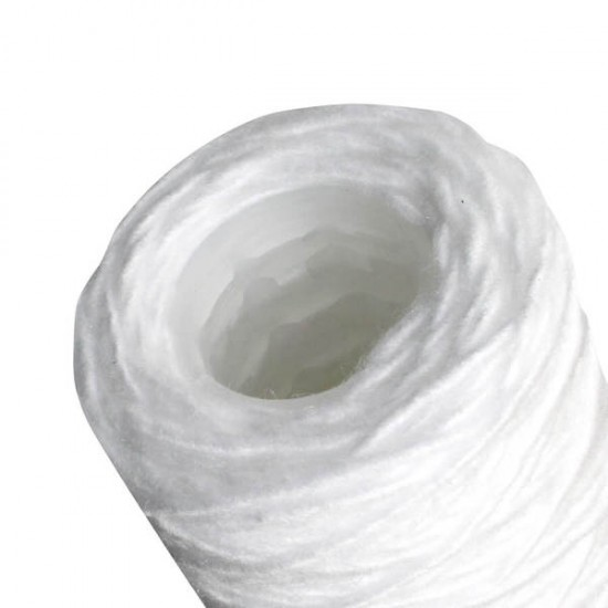"Cartouche de filtration anti-boue jetable 9""3/4 bobinée 5 µ"