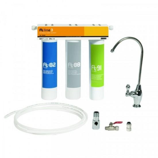 Purificateur d'eau FT Line 3 Ultrafiltration