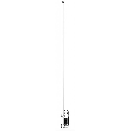 Air Check 500 Fleck Ref 18168 avec tube 92 cm