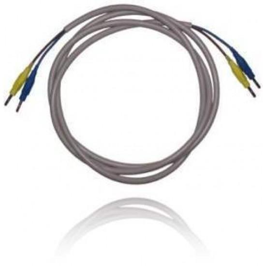 Câble d'alimentation pour 1 électrode sel titane (modèle < 2019) Stérilor