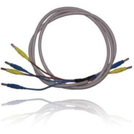 Câble d'alimentation pour 2 électrodes sel titane (modèle < 2019) Stérilor