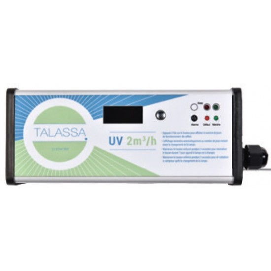 Boitier de commande Stérilisateur UV1 domestique 2m3/h 30W