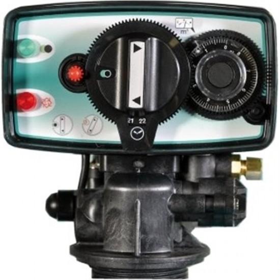 Adoucisseur d'eau Bi-bloc mécanique 5600 V 10 litres